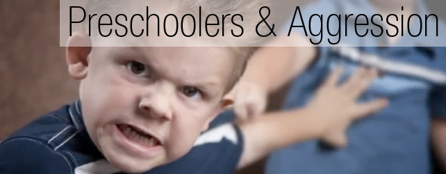 Preschoolers and Aggression